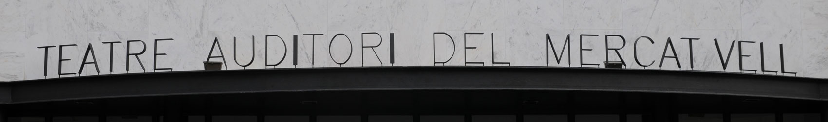 Teatre Auditori del Mercat Vell, Ripollet